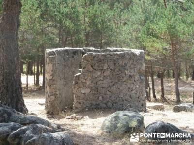 Bunker guerra Civil española - Algo de Gargantilla; senderos y pueblos